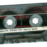 Max & Dave Rap Review 1993