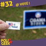 #32 - @ voté !