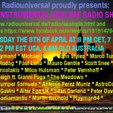 The Instrumental Sublime Radio Show of April 8th 2015