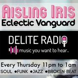 Aisling Iris Eclectic Vanguard on Delite radio  22-02-18