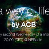 ACB pres. A WAY OF LIFE 1 @ NERadio, 18.12.2013