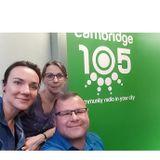 Monika and Kasia talk to Daniel Guz about Polish Day he organised in Peterborough in June 2017