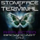 The DJ's Stoneface & Terminal Altered Floors Album Special Reflected Broadcast 42