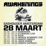 Joris Voorn - Live @ Awakenings Easter Special Gashouder Amsterdam (Netherlands) 2013.03.28.