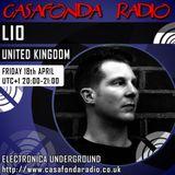 LIO // UNITED KINGDOM // NEARDUSK SHOWCASE 18/04/2014 20:00