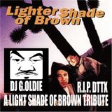 DJ G.OLDIE A LIGHT SHADE OF BROWN SELECT
