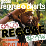 Oslo Reggae Show - Global Reggae Charts April 2019