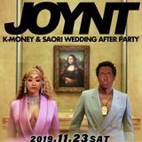 K-Money&Saori Happy Wedding Party Intro Mix - JOYNT MIXED BY DJ BAO