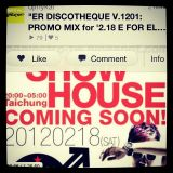 ER DISCOTHEQUE V.1201: PROMO MIX for E4ELECTRO PARTY_by DJ MYKAL a.k.a.林哲儀