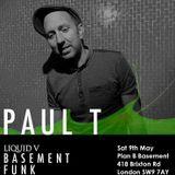 Paul T & Edward Oberon - Basement funk taster  Mix 2015
