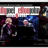 """Face 2 Face - Elton John & Billy Joel"" OraLia en Expresión Musical y Rock Story 26 de mayo 2014."