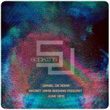 Daniel De Roma_Secret Jams Booking _Podcast_June_2015