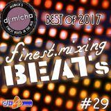 finest.mixing BEATS #29 - BEST of 2017 *01-18