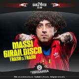 Massi Giraildisco at Meccanica - 24 feb 2018