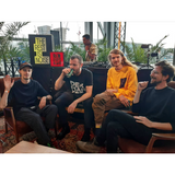 Interview w/ nous'klaer audio for RLR x TRIN @ Dekmantel Festival 08-01-2019