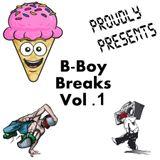 Eye Scream - B-Boy Breaks Vol. 1