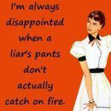 Why do you lie?