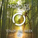 N°2 - TEN ØF THE WEEK - HOUSE