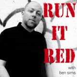 Ben Sims - Run It Red 025 (December 2016 / NTS Radio)