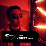 House Cartel November 2018 Podcast Guest Mix: Karim T (Vzletnaya)