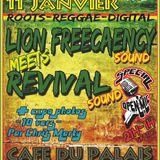 Renc'art bzh #3 Revival- Lion FreeCaency 11-01-2014