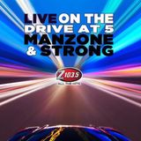 Manzone and Strong - Drive @ Five Streetmix - Sept 09 2016