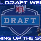 NFL Draft Week!! | Running Up The Score (4/24/18)