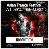 Danny Oh - Asian Trance Festival 5th Edition 2016-NOV-6