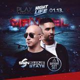 2018.01.13. Sunshine State B-Day Live @ Nightlife Maximal (Club Play, Budapest)