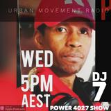 Power 4027 Mixshow #28 - DJ Seven - Wed 14 Nov 2018