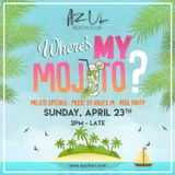 Where's My Mojito? HALLEX M & MIKEYTOWN Live @ Azul (part.2)