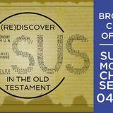 Jesus in the Prophets