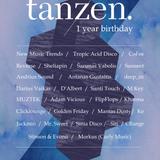 Tanzen. 1 Year Birthday (Part 4) (19:00 - 22:00)
