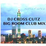 DJ CROSS CUTZ - BIG ROOM CLUB MIX - Hustle n' Cuts #2