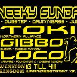 Gibbo b2b Jse (ZeroZero) 19/02/17 Sneeky Sunday