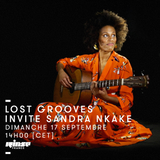 Lost Grooves Radio Show #35 Rinse Fr (Special guest Sandra Nkaké/Jazz Village )