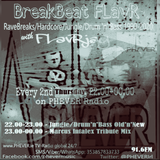 BreakBeat FLavRs with FLavRjay. Jungle/DnB and Marcus Intalex random selection Tribute Mix.