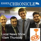 Essex Chronicle - 13/03/14 - @Essex_Chronicle Local News - Chelmsford Community Radio
