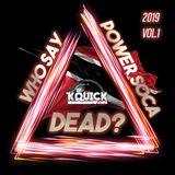 WHO SAY POWER SOCA DEAD MIX 2019 VOL 1