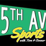 5th Ave Sports w/ Tom & Connor: Sixers Winning, NBA, Phillies Infield