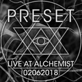 Live At Alchemist 02062018