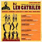 "DJ Leo Catrileo ""arriba de la pelota 2019"""