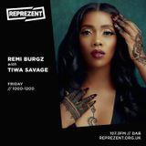 Remi Burgz W/ Tiwa Savage   27th September 2019