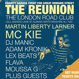 The Reunion Pt2 _ London Road Club 8/09/2017