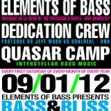 Quasar Camp - Live @ Bass & Bliss 1 Year Anniversary