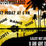 DJTOTO LIVE ON AIR PLAY IT LOUD THE WEEKEND START HERE