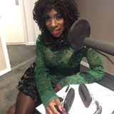 Heather Small | U105.8 FM | Frank Mitchell's Phone-In Over 50s Interview | 27.04.17