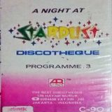 A NIGHT AT STARDUST - PROGRAME 3