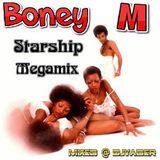 Boney M - Starship Megamix