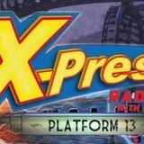Santi Rosa Presents  Xpress Radio 002